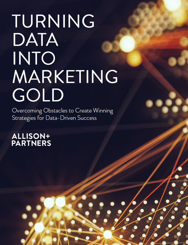 Turning data into marketing gold_cover